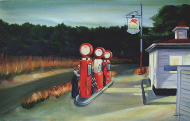 Hopper station essence