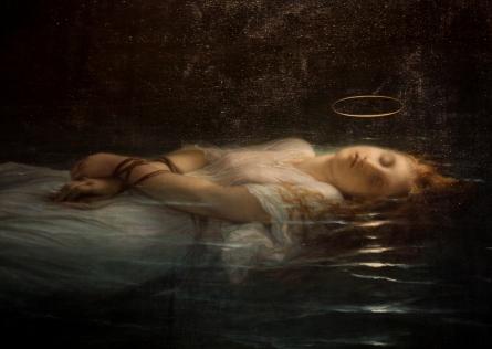 noyée sorcière